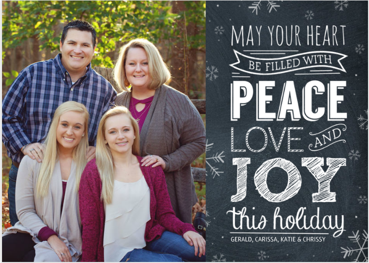 Happy Holidays from My Family to Yours!